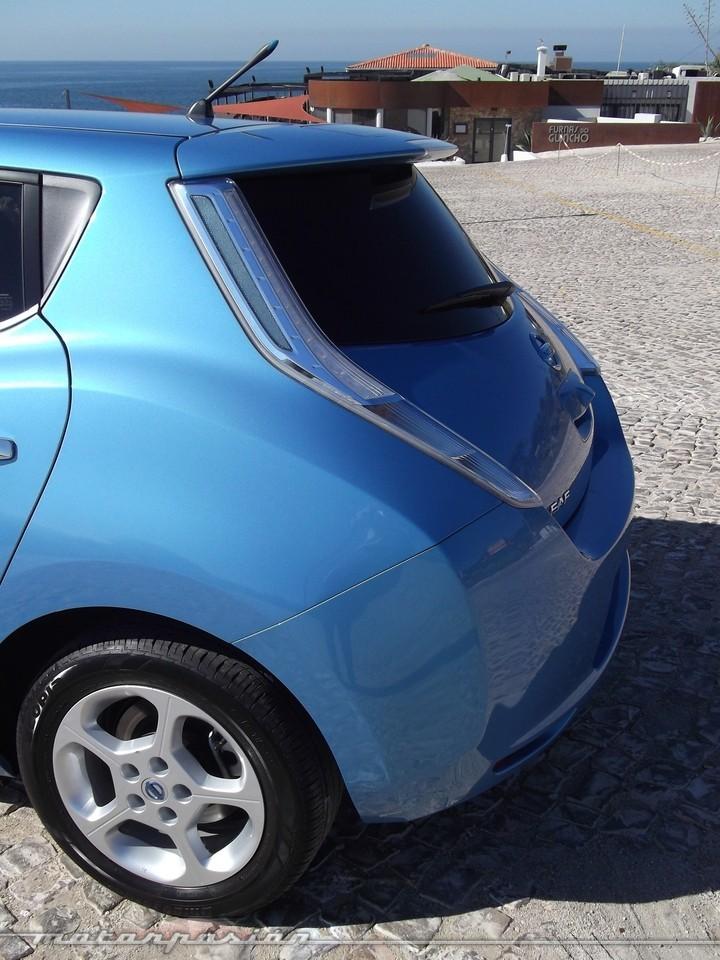 Foto de Nissan Leaf (presentación) (24/58)