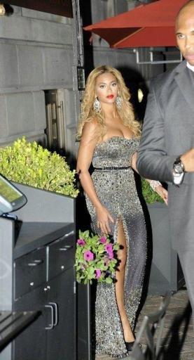 Así se viste Beyoncé cuando va a cenar a la Casa Blanca con el presidente