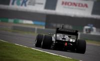 El Dallara SF14 bate el récord del circuito de Motegi