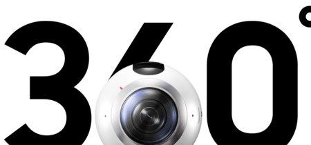 Guerra de cámaras 360 para realidad virtual: comparamos la Samsung Gear 360 y la LG Cam 360