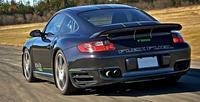 Switzer y su F900 Porsche 911 Turbo