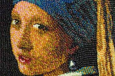Jelly bean obras maestras