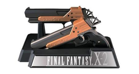 Pistolas de Final Fantasy X-2