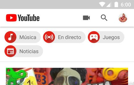 Así es el nuevo YouTube para Android: repasamos todas sus novedades