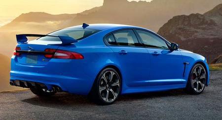 Primeras imágenes filtradas del Jaguar XFR-S