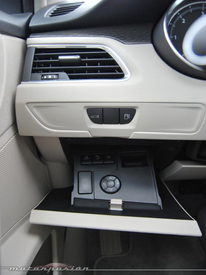 Foto de Peugeot 508 y 508 SW (presentación) (57/118)