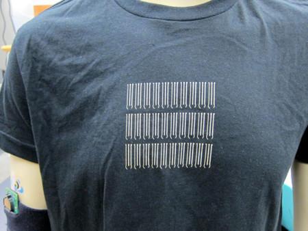 Esta camiseta es capaz de sustituir al aire acondicionado y la calefacción