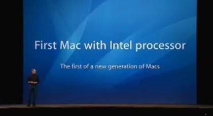 [Encuesta2006] Mejor keynote del año: MacWorld 2006