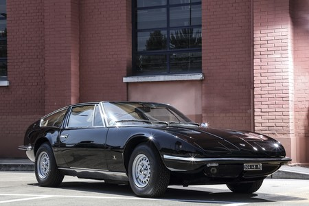 Maserati Indy Coupé, 50 años de un deportivo legendario