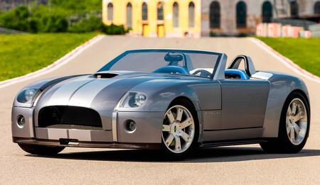 ¡Quién da más! Este Ford Shelby Cobra Concept, único en el mundo, subastado por 2 millones de euros