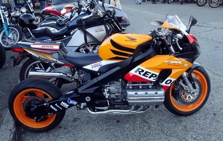 CBR 1800 RR