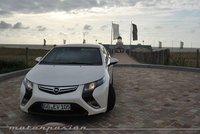 Opel Ampera, presentación y prueba en Holanda (parte 1)