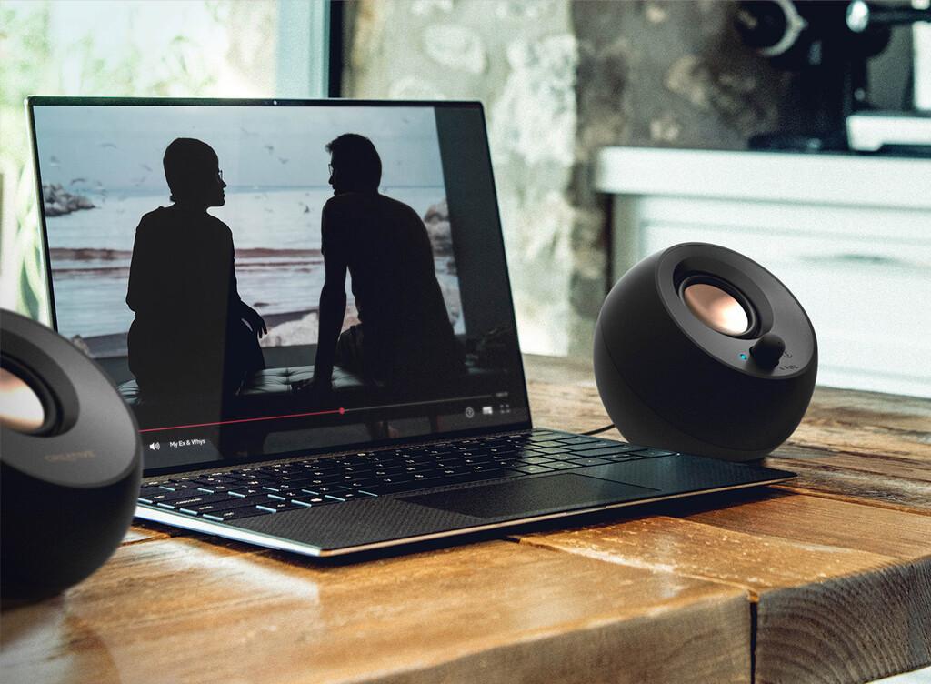 Creative presenta los Pebble V3, la tercera generación de su altavoces de escritorio que ahora cuentan con Bluetooth 5.0