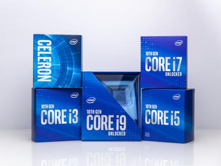 Intel presenta sus nuevos procesadores de 10ª generación Comet Lake-S: hasta 10 núcleos, 20 hilos y 5.3 Ghz sobre 14nm (otra vez)