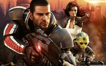 EA elimina un vídeo empleado para la campaña electoral de Donald Trump basado en Mass Effect 2