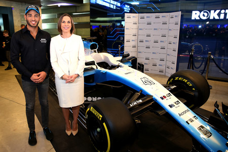Claire Williams F1 2020