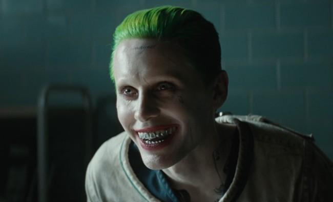 Jared Leto en Escuadrón Suicida
