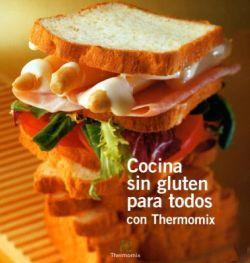 Libro de recetas sin gluten con Thermomix