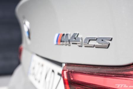 BMW M4 CS logotipo