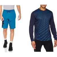 Ofertas en tallas sueltas de ropa deportiva Puma, New Balance o Adidas para hombre y mujer en Amazon