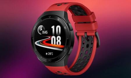 El smartwatch más deportivo de Huawei vuelve a precio mínimo en Navidad: Watch GT2e Sport por menos de 100 euros
