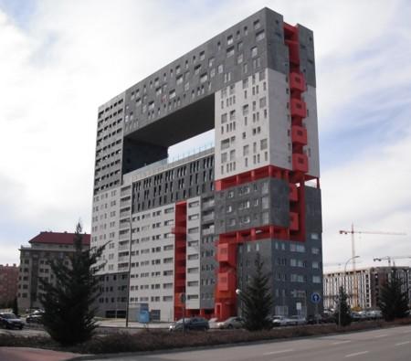 Los edificios más feos de España