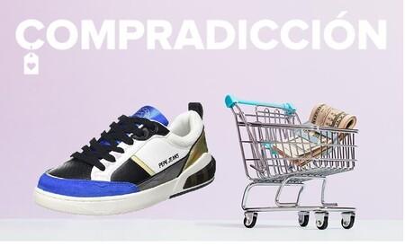 Chollos en tallas sueltas de  zapatillas Pepe Jeans, Levi's o Lacoste en Amazon