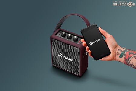 Diseño vintage y calidad de sonido: el altavoz Marshall Stockwell II está de oferta en Amazon a 125 euros, su mínimo histórico