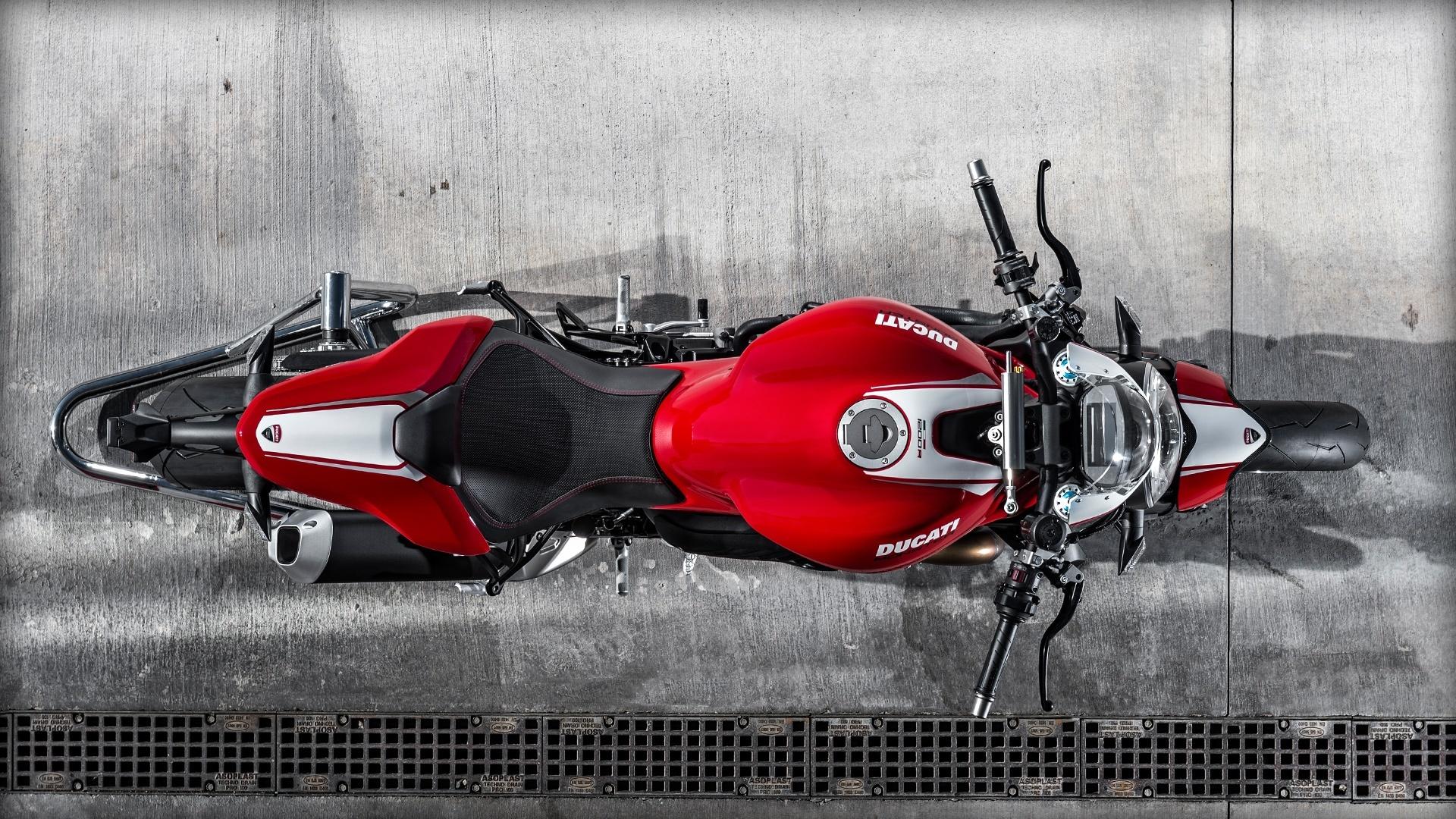 Foto de Ducati Monster 1200 R (13/30)
