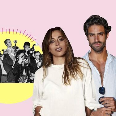 """¡Vaya pelotazo! La foto """"traviesa"""" que demuestra que Juan Betancourt y la tenista Paula Badosa son la pareja del verano"""