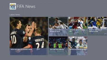 FIFA News Feed