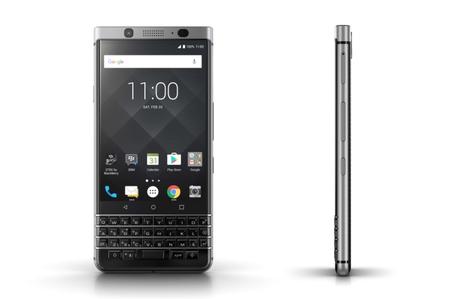 Blackberry Keyone Mexico