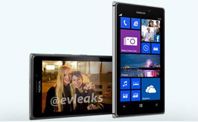 Nokia Lumia 925 filtrado