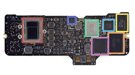 Placa Base Macbook Apple Ifixit