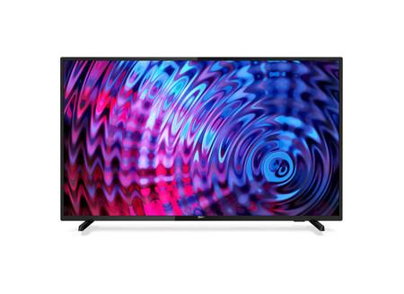Televisor Philips de 50 pulgadas, con resolución FullHD, por 369 euros en Amazon