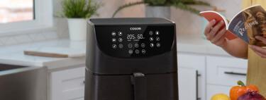 Pásate a la cocina saludable con esta freidora de aire Cosori: es la más vendida de Amazon y ahora está rebajada un 25%