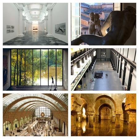 rincones de museos