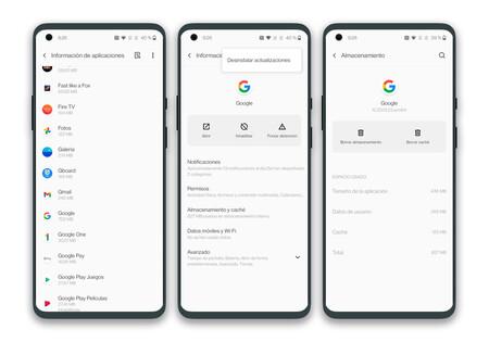 Google App Solucion