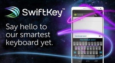 SwiftKey 4, la versión final que ya integra 'Flow'