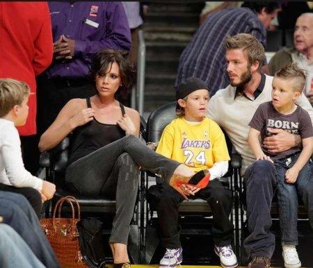 madres con estilo: en la NBA