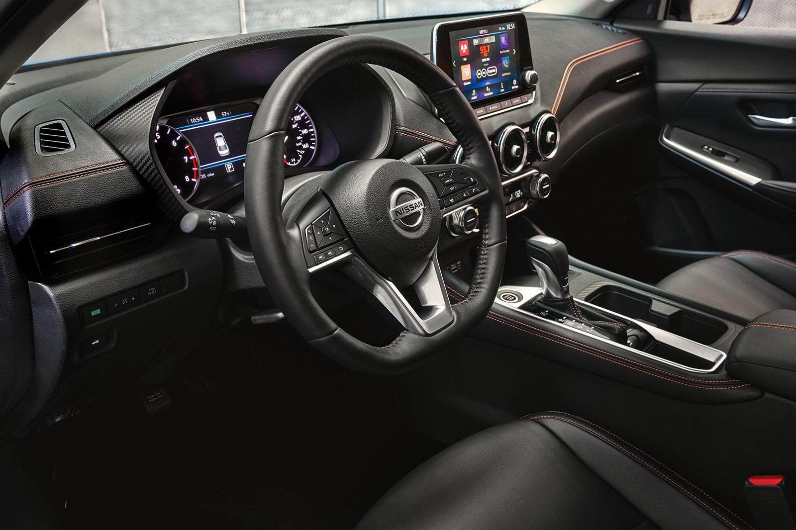 Foto de Nissan Sentra 2020 (30/44)