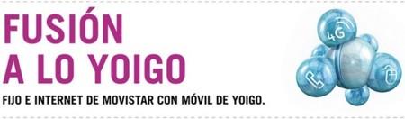 Los clientes de Movistar Fusión tendrán que esperar a diciembre para pasarse a Fusión a lo Yoigo