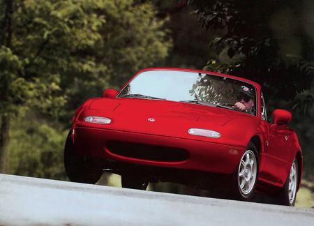 Mazda Mx 5 1989 1600