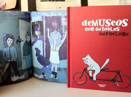 """Sheila R. Melhem de Modernito Books: """"las guías de viaje Demuseos con GatoBlas son para que las disfruten niños y niñas"""""""
