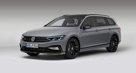 El nuevo Volkswagen Passat vendrá acompañado de este R-Line Edition: sólo 2.000 unidades y a tope de tecnología