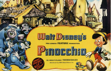 Disney: 'Pinocho', de David Hand
