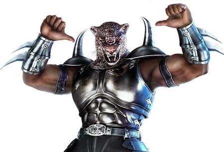 Armor King – Tekken