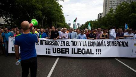 Uber No Tan Legales