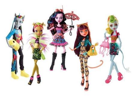 Las novedades de Mattel para la campaña de navidad del año 2014