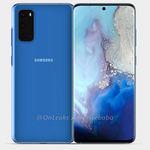 El Samsung Galaxy S11e tendrá la pantalla con bordes curvos y cámara triple, según OnLeaks